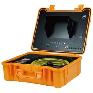 ジェフコム 【生産完了品】管内探査カメラ 《みるサーチ》 防水タイプ LED照明・音声録音機能付 CMS-2240B