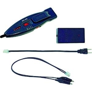 ジェフコム ブレーカー配線チェッカー 活線対応セット SEC-970