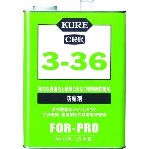 防錆剤 KURE3-36 缶タイプ 3.785L NO1032
