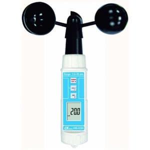 マザーツール デジタル風杯式風速計 ハンディタイプ カップベーン式 AM-4220