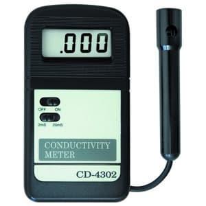 マザーツール デジタル導電率計 セパレート式 CD-4302