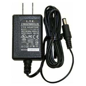 マザーツール 【生産完了品】ACアダプター カメラ用電源 スイッチングタイプ コード長約1.8m LTE12W-S2