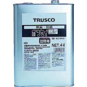 αボウセイ油詰替用 缶タイプ ノンガスタイプ 淡褐色 内容量4L ECO-AR-C4