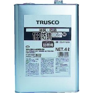 TFP防錆剤詰替用 缶タイプ ノンガスタイプ 無色 内容量4L ECO-TFP-M-C4