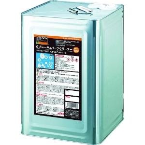 αブレーキ&パーツクリーナー詰替用(缶タイプ) 脱脂洗浄剤 速乾タイプ 透明 内容量18L ALP-BPS-18