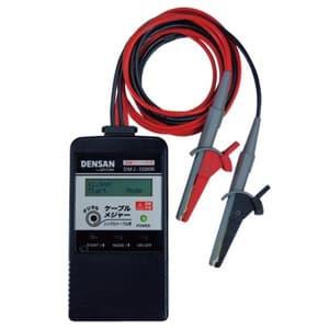 デジタルケーブルメジャー シングル用 両端クリップ方式 適合電線:電気用軟銅線 DMJ-1000R