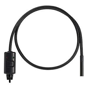 カスタム デュアルカメラヘッドケーブル インターロックタイプ ケーブル部IP67準拠 SS-11・12専用 SS-D9