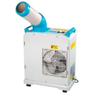 ナカトミ ミニスポットクーラー 床置タイプ 単相100V 首振機能なし 風量切替なし SAC-1800N