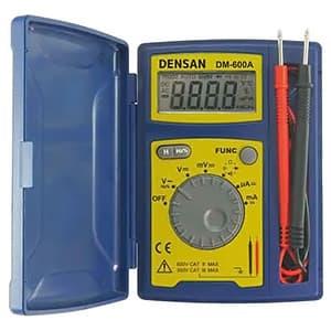 ジェフコム ポケットデジメータ 10機能 最大3999カウント DM-600A