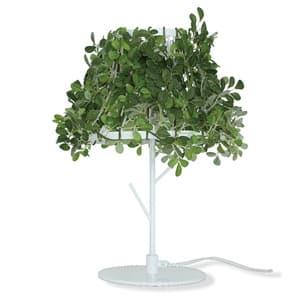 テーブルランプ 《Foresti》 40W 白熱ミニ球 E17口金 中間スイッチ付 LT3692WH