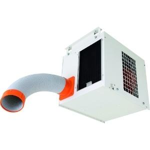 スイデン スポットエアコン 天井吊下げ用 冷風1口 シーリングタイプ 100V 自動首振り装置なし リモコン付 SS-20CJ-1