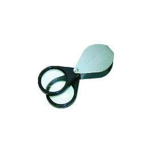 エンジニア ポケットルーペ 2枚重ね可能タイプ 倍率4倍×2枚・7倍(2枚重ね) SL-48