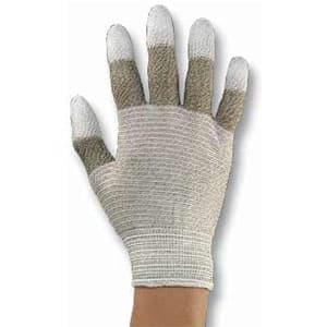 エンジニア 導電性手袋 フィンガーコート Sサイズ ZC-44