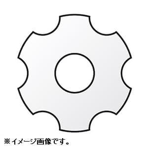 多機能コアドリル ガイドプレート 《UR21》 Fシリーズ 複合材用 回転専用 適合口径32mm GP-F32