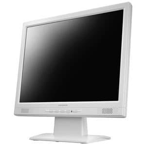 アイオーデータ スクエア液晶ディスプレイ スタンダードモデル 15型 XGA(1024×768)対応 LEDパネル ホワイト LCD-AD151SEW