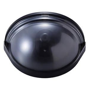 旭電機化成 ドア用防犯ダミーカメラ 防水型 電池式 赤色LED×1灯 ADC-502