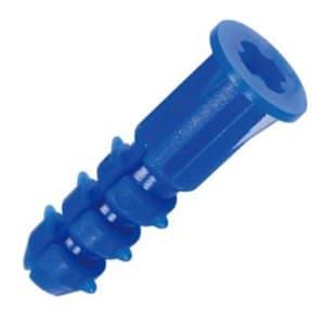 ニューエールプラグ お徳用パック ネジサイズφ4.0〜5.4×長さ(取付物厚み+24)mm 600本入 ブルー TP-BL-6