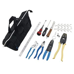 ホーザン 電気工事士技能試験工具セット 基本工具+合格シリーズ DK-17