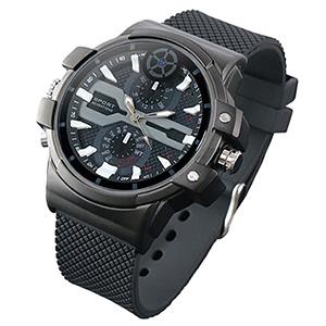 オンスクエア 小型防犯カメラ 腕時計型 W-707