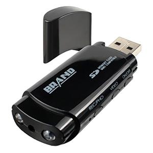 オンスクエア 【生産完了品】小型防犯カメラ USBメモリ型 A-460