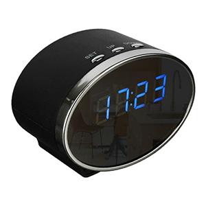 オンスクエア 【生産完了品】小型防犯カメラ 《DIGICA CLOCK》 置時計型 R-231