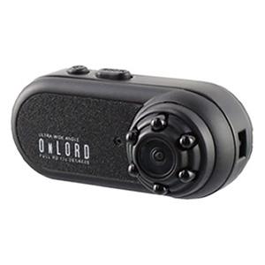 オンスクエア 【生産完了品】小型防犯カメラ 超小型トイデジタルカメラ ブラック A-340B
