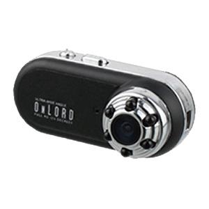 オンスクエア 【生産完了品】小型防犯カメラ 超小型トイデジタルカメラ シルバー A-340S