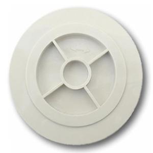ノグチ 【生産完了品】クーラーキャップ 《匠力》 φ75mmタイプ ABS樹脂製 シルバーグレイ色 PCC75