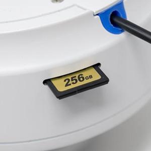 マザーツール フルハイビジョンSDカードレコーダー搭載防水型AHDカメラ DC12V 1/2.9CMOSセンサー ACアダプター付 フルハイビジョンSDカードレコーダー搭載防水型AHDカメラ DC12V 1/2.9CMOSセンサー ACアダプター付 MTD-SD03FHD 画像2