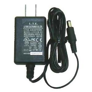 マザーツール ACアダプター カメラ用電源 DC12V1A スイッチングタイプ 長さ約1.5m LTE12WS-S2