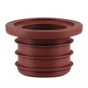 カクダイ 掃除流し用排水アダプター 床・壁排水兼用 呼び65 VP・VU管兼用 490-420-65