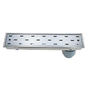 カクダイ 浴室用排水ユニット 150mm角タイル用 呼び50・75VU管兼用 呼び150×450 締金具付 4285-150×450
