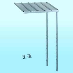 日晴金属 PCキヤッチャー 連結屋根 PC-RJ30L専用 積雪耐荷重300kg/㎡ 《goシリーズ》 T-RJ30LP