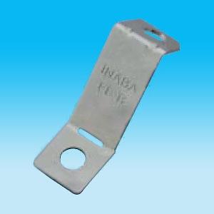 因幡電工 振れ止め支持金具 《クロスロック》 Bタイプ ボルトナット止めタイプ 放射式施工 W3/8・W1/2ボルト用 FL-B-Z