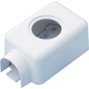 因幡電工 給水栓用エルボカバー 積水エスロカチット 両座付給水栓エルボ専用 対応ダクトJD-13・JD-13N 《リフォームダクトJD シングルタイプ》 JES-13
