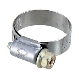 強力キカイバンドA 散水・屋外冷却用 ホース用 締付範囲100〜125mm 5360-P