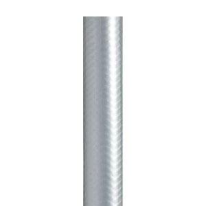 リサールホース 大口径タイプ 散水・屋外冷却用 内径18×外径24mm 長さ10m シルバー 597-517-10