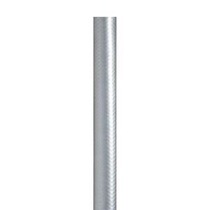 リサールホース スリムタイプ 散水・屋外冷却用 内径11×外径16mm 長さ20m シルバー 597-510-20