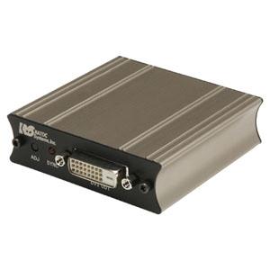 ラトックシステム 変換アダプタ VGA→HDMI/DVI 倍速液晶パネル対応 REX-VGA2DVI