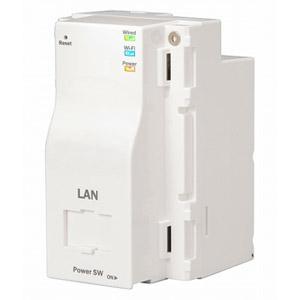 アバニアクト Wi-Fi APユニット 11n・300Mbpsタイプ コンセント埋込型 AC110Vタイプ AC-WAPU-300