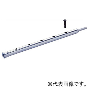 ネグロス電工 吊ボルト用ナット回し工具 全長340mm W3/8・M10用 チャック径φ10mm 対辺距離17mm 吊ボルト用ナット回し工具 全長340mm W3/8・M10用 チャック径φ10mm 対辺距離17mm MAKNT-17