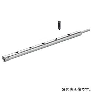 ネグロス電工 吊ボルト用ナット回し工具 全長340mm W1/2用 チャック径φ10mm 対辺距離21mm MAKNT-21