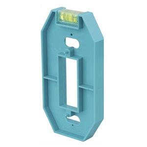 ネグロス電工 配線器具取付用水準器 適合配線器具:角形・大角形 LVLSC