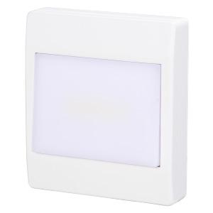 ヤザワ スイッチライト 乾電池式 白色LED×2灯 NBSWN40WH