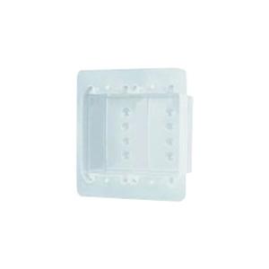 防気カバー 2連接穴用 WV24921K
