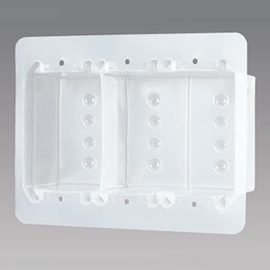 パナソニック 防気カバー 3連用 3コ用+2連接穴用 WV24939