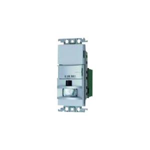 パナソニック 熱線センサ付自動スイッチ 《かってにスイッチ》 壁取付 2線式・3路配線対応形 LED専用1.2A ブランクチップ付 ウォームシルバー WTX1811SK