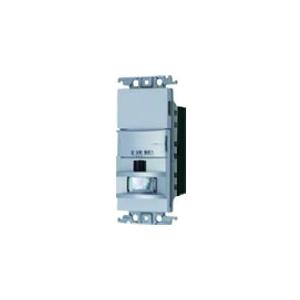 パナソニック 熱線センサ付自動スイッチ親器 《かってにスイッチ》 壁取付 4線配線式 3A ウォームシルバー WTX1411SK
