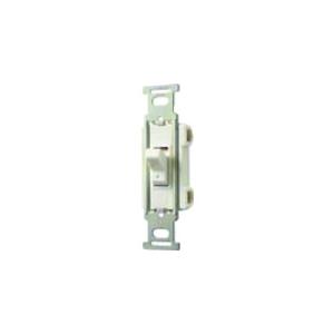 パナソニック 15A埋込タンブラスイッチB 片切 引締端子式 300V ホワイト WS5116SW