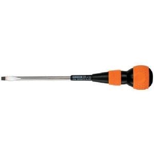 ベッセル ボールグリップドライバー 刃先サイズ(-)5.5×軸長75mm 220-5.5×75